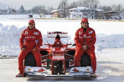 Ferrari F2012 lancering