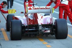 Felipe Massa, Scuderia Ferrari rear