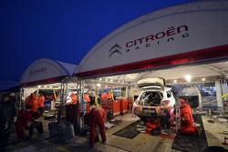 Citroën teamruimte