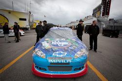 Car of Elliott Sadler, Richard Childress Racing Chevrolet