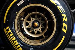 Wheel of Team Lotus