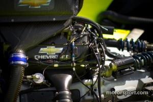 Chevrolet IndyCar engine