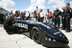 Marino Franchitti drives the DeltaWing