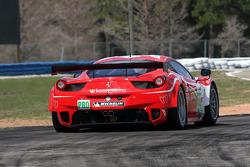 #59 Luxury Racing Ferrari F458 Italia: Frederic Makowiecki, Jaime Melo, Jean-Karl Vernay