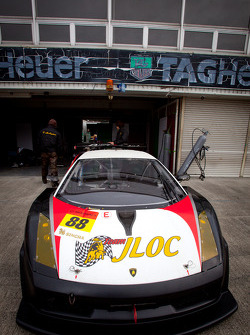 #88 JLOC Lamborghini Gallardo RG-3