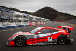 #8 Autobacs Racing Team Aguri Honda HSV-010 GT