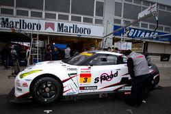 #3 NDDP Racing Nissan GT-R Nismo GT3