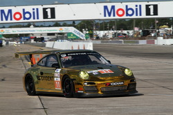 #11 JDX Racing Porsche 911 GT3 Cup: Chris Cumming, Mark Bullitt, Michael Valiante