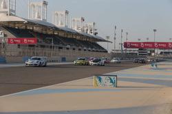 ريان كولين، جولة البحرين، بورشه جي تي 3 الشرق الأوسط