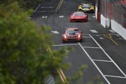 #3 Cadillac Racing, Cadillac ATS-VR GT3: Johnny O'Connell; #61 R.Ferri Motorsport, Ferrari 488 GT3: Alex Riberas; #9 K-Pax Racing, McLaren 650S GT3: Alvaro Parente
