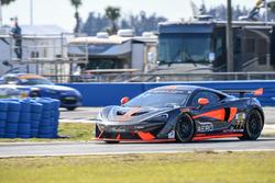 #77 Compass360 Racing McLaren GT4: Matt Keegan, Nico Rondet
