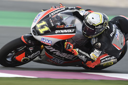 Moto2-Test in Doha, März