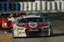 #57 Stevenson Motorsports, Audi R8 LMS GT3: Andrew Davis, Lawson Aschenbach, Matt Bell