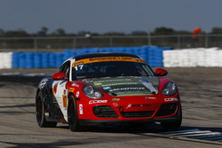 #17 RS1 Porsche Cayman: Nick Galante, Spencer Pumpelly