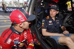 Max Verstappen, Red Bull Racing, Jamie Whincup, Triple Eight Race Engineering Holden
