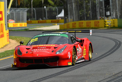 #88 Maranello Motorsport Ferrari 488 GT3: Peter Edwards