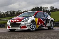 Präsentation: Team Peugeot-Hansen
