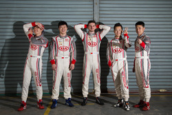 Kia Racing Team China, präsentation 2017