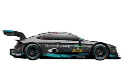 Mercedes-AMG C63 DTM 2017 design livery
