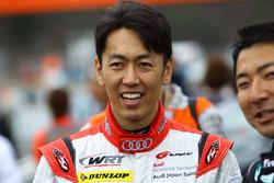 #21 Audi Team Hitotsuyama Audi R8 LMS: Masataka Yanagida