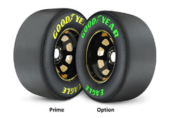 Goodyear All-Star tires unveil