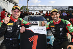 Winner Pro AM: #97 Oman Racing Team with TF Sport, Aston Martin V12 GT3: Ahmad Al Harthy, Jonny Adam