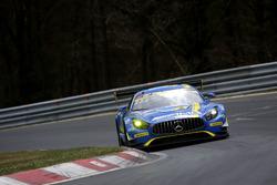 #3 Black Falcon, Mercedes-AMG GT3: Dirk Müller, Thomas Jäger, Maro Engel, Jan Seyffarth
