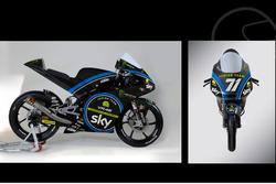 Partnership tra Sky e VR46 Riders Academy