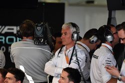 Geoff Willis, Mercedes AMG F1, Technikchef