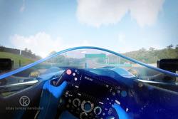 Fantáziakoncepció az F1- pajzsról