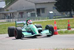 Markus Bosshard,Reynard 93D-Cosworth, RCU