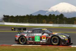 #10 Gainer Nissan GT-R Nismo GT3: Ryuichiro Tomita Hiroki Yoshida
