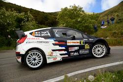 Giuseppe Testa, Massimo Bizzocchi, Ford Fiesta WRC