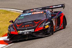 #23 Lamborghini R-EX: Roger Lago