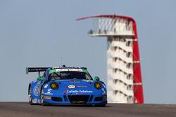 #991 TRG Porsche 911 GT3 R: Паркер Чейз, Херрі Готсакер
