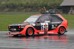 Stephan Burri, VW Polo, Autersa Racing, Interswiss Trophy leader