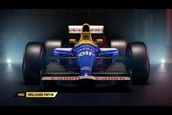 إطلاق لعبة فورمولا واحد 2017