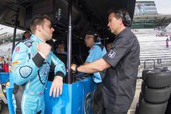 Marco Andretti, Andretti Autosport, Honda, mit Bryan Herta