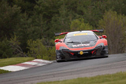 #98 K-Pax Racing McLaren 650S: Mike Hedlund, Michael Lewis