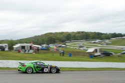 #14 Flying Lizard Motorsports Porsche Cayman GT4 Clubsport MR: Nathan Stacy