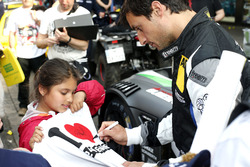 #20 BWM Team Schubert Motorsport, BMW M6 GT3: Bruno Spengler