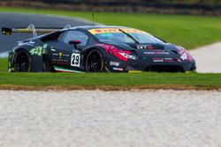 #29 Lamborghini Huracan GT3: Jim Manolios; Ryan Millier