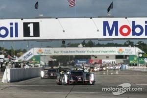 Start of Sebring 12 Hours, 2012