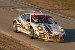 #022 Alex Job Racing Porsche 911 GT3 Cup: Cooper MacNeil, Leh Keen