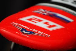 Marussia F1 Team MR01 nosecone