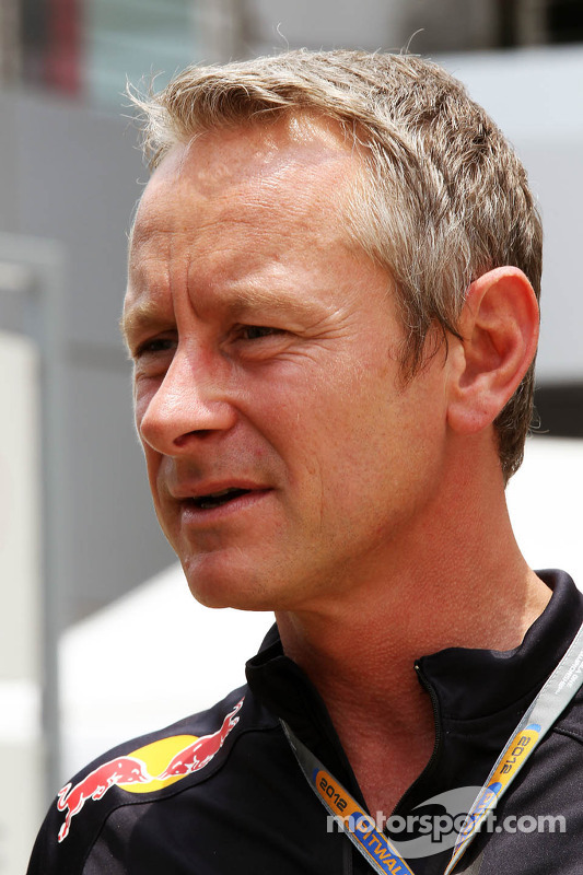 Jonathan Wheatley, Red Bull Racing Team Manager