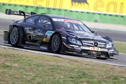 Gary Paffett, AMG Mercedes C-Coupé, H.W.A. AG