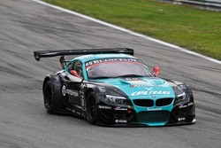 #66 Vita4One Racing Team BMW Z4 GT3:  Greg Franchi, Frank Kechele, Yelmar Buurman