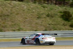 #6 Valmon Racing Team Russia Aston Martin DBRS9: Sergey Afanasyev, Andreas Zuber