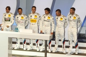 All BMW 2012 drivers